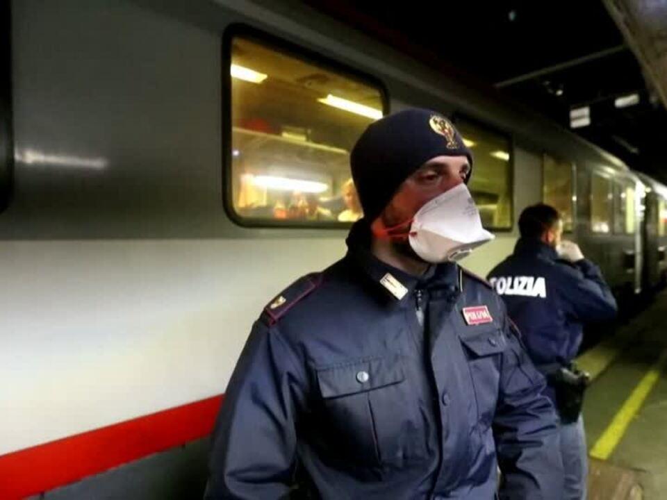 Coronavirus: Bahnverkehr über Brenner wieder aufgenommen