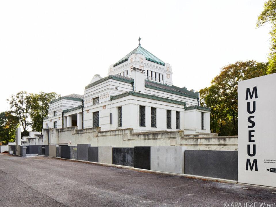 Das Wiener Bestattungsmuseum am Zentralfriedhof