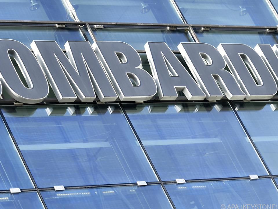Das Zuggeschäft von Bombardier könnte gekauft werden