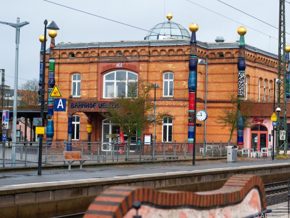 Der Bahnhof ist auch überregional ein Touristenmagnet