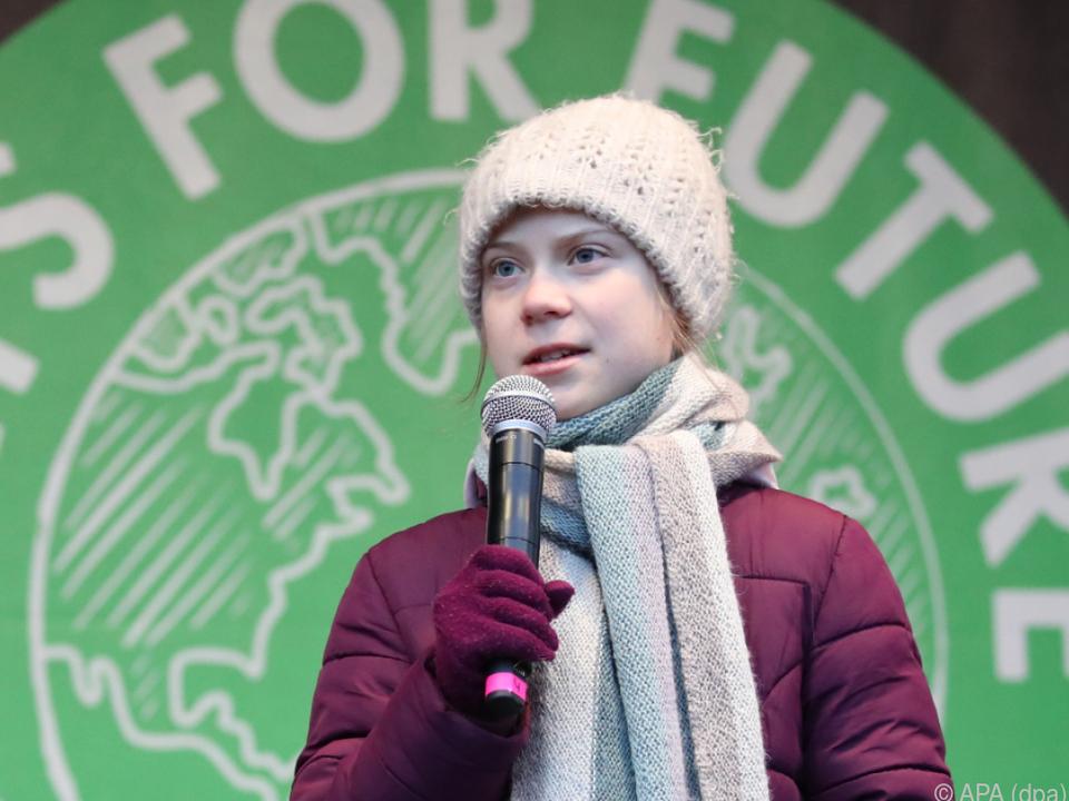 Die 17-Jährige wird in Sachen EU-Klimastrategie konsultiert