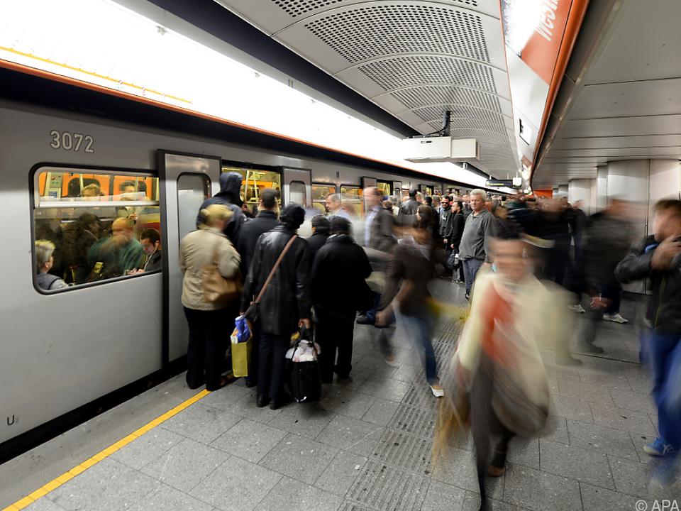 Die Frau war in der Wiener U-Bahn tödlich verunglückt