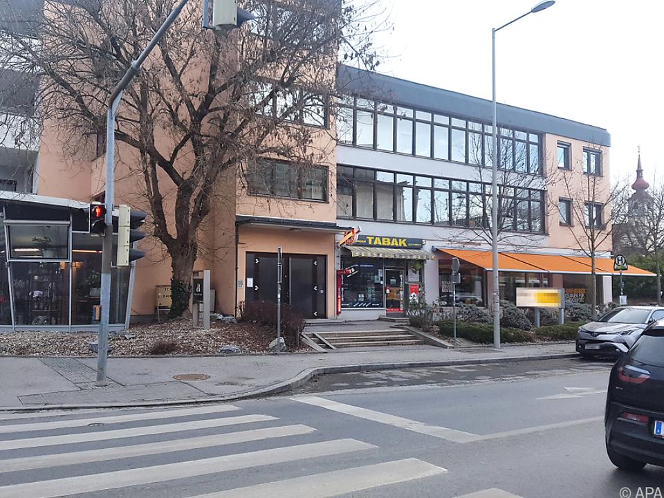 Die Frau wurde in der St. Peter-Hauptstraße attackiert