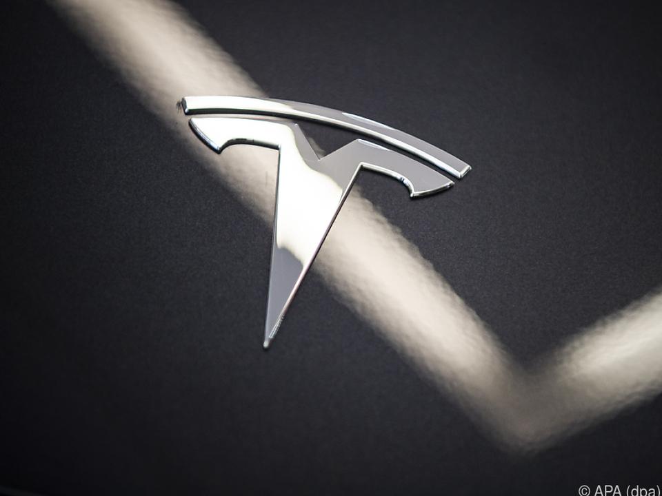 Die Marke Tesla punktet derzeit an der Börse