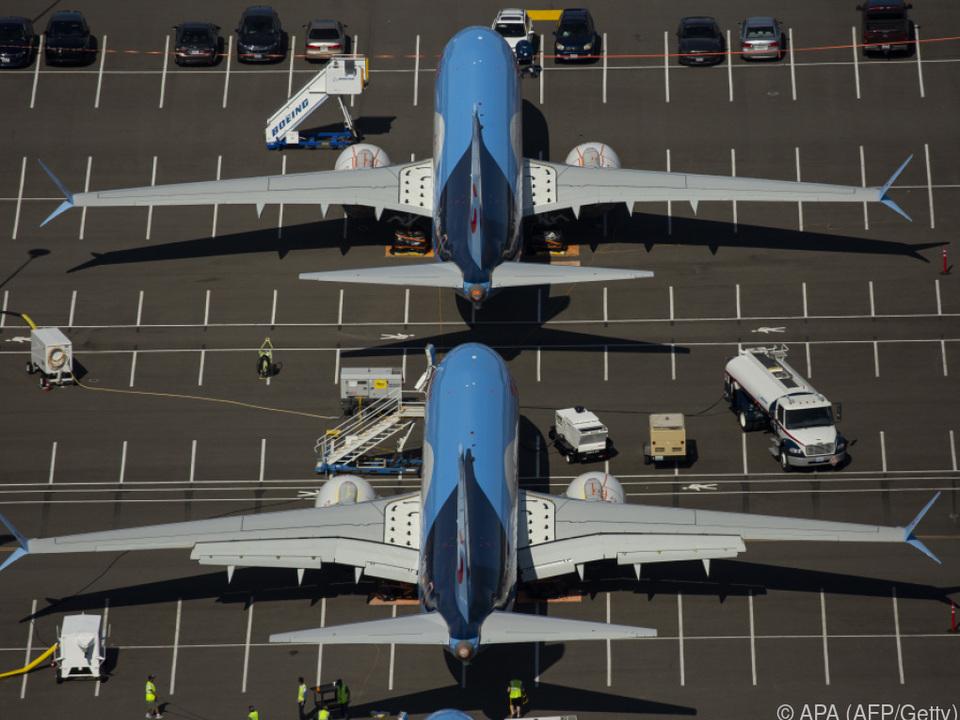 Die Probleme mit dem Modell 737-MAX sind weitreichend
