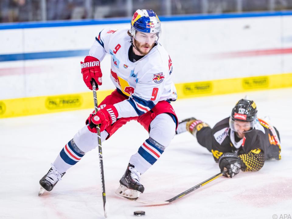 Eishockey-Teamspieler Alexander Rauchenwald