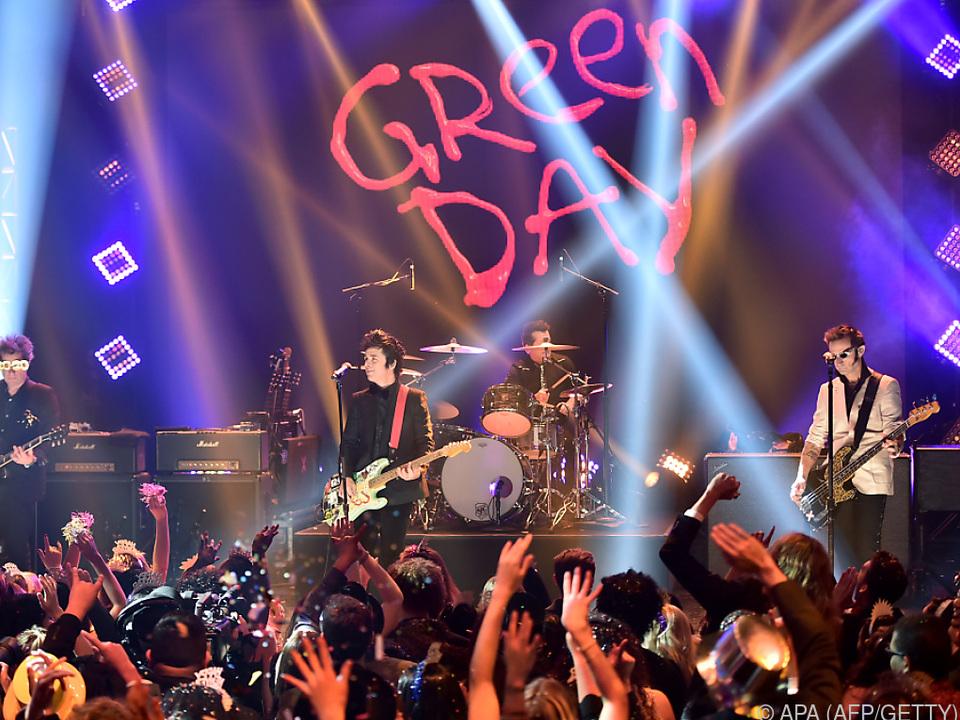 Enttäuschende Nachricht für asiatische Green-Day-Fans