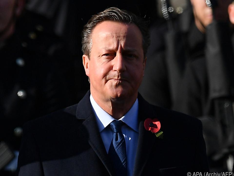 Erneuter Zwischenfall um Cameron