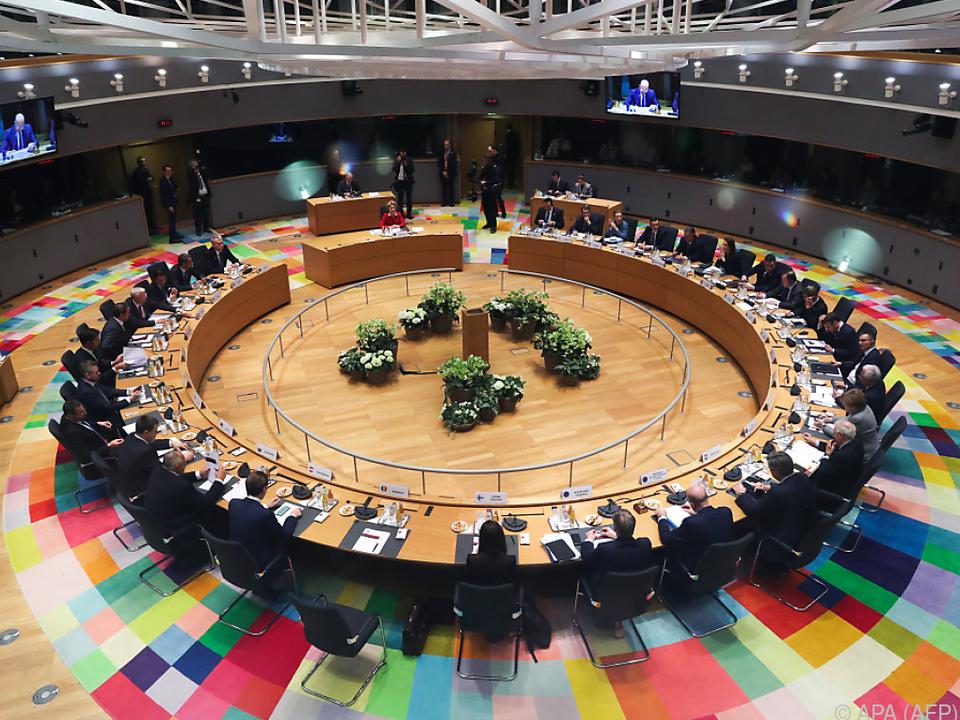 EU-Gipfel blieb ergebnislos