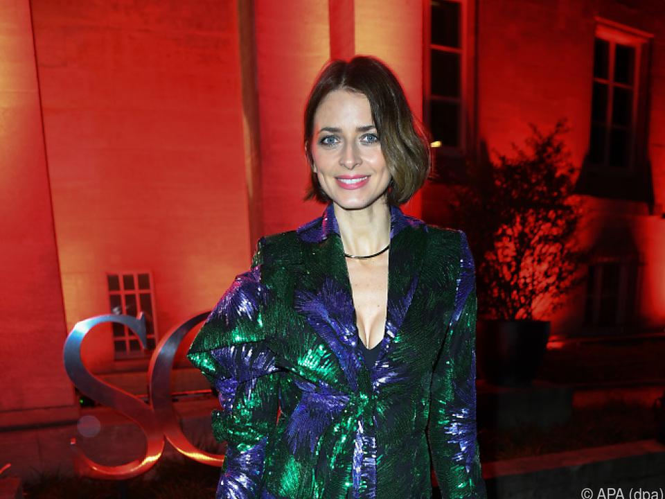 Eva Padberg bei der Berlinale