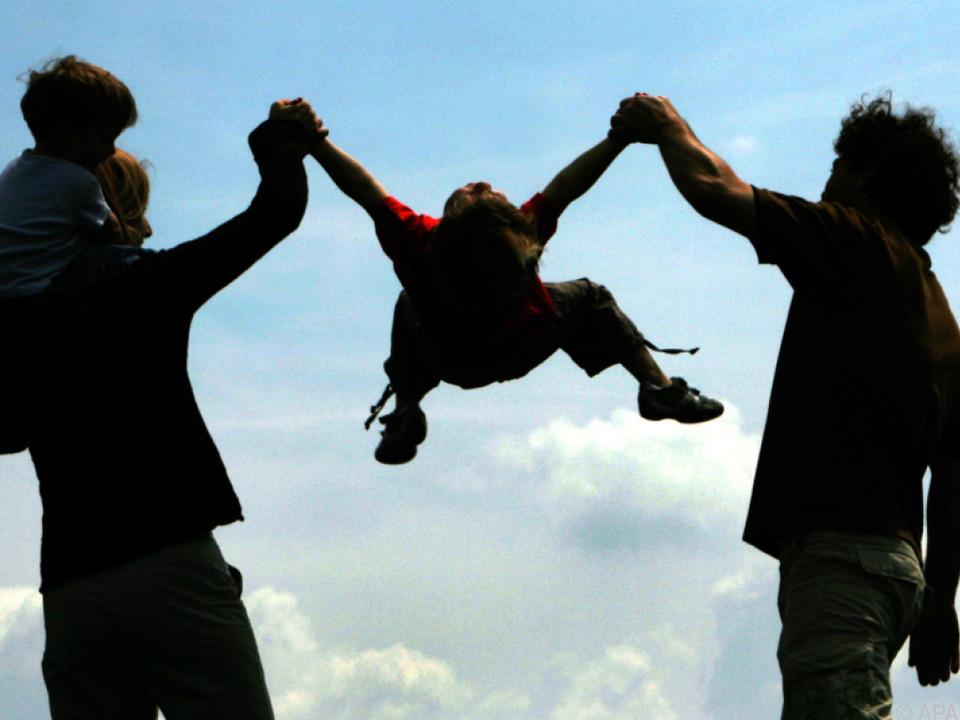 Familienbonus bleibt laut Studie auf Mittelschicht zugeschnitten