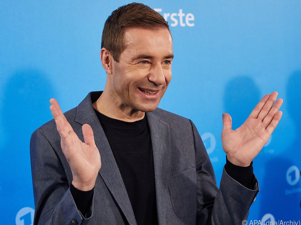 Fernsehmoderator Kai Pflaume reagierte auf die Kritik