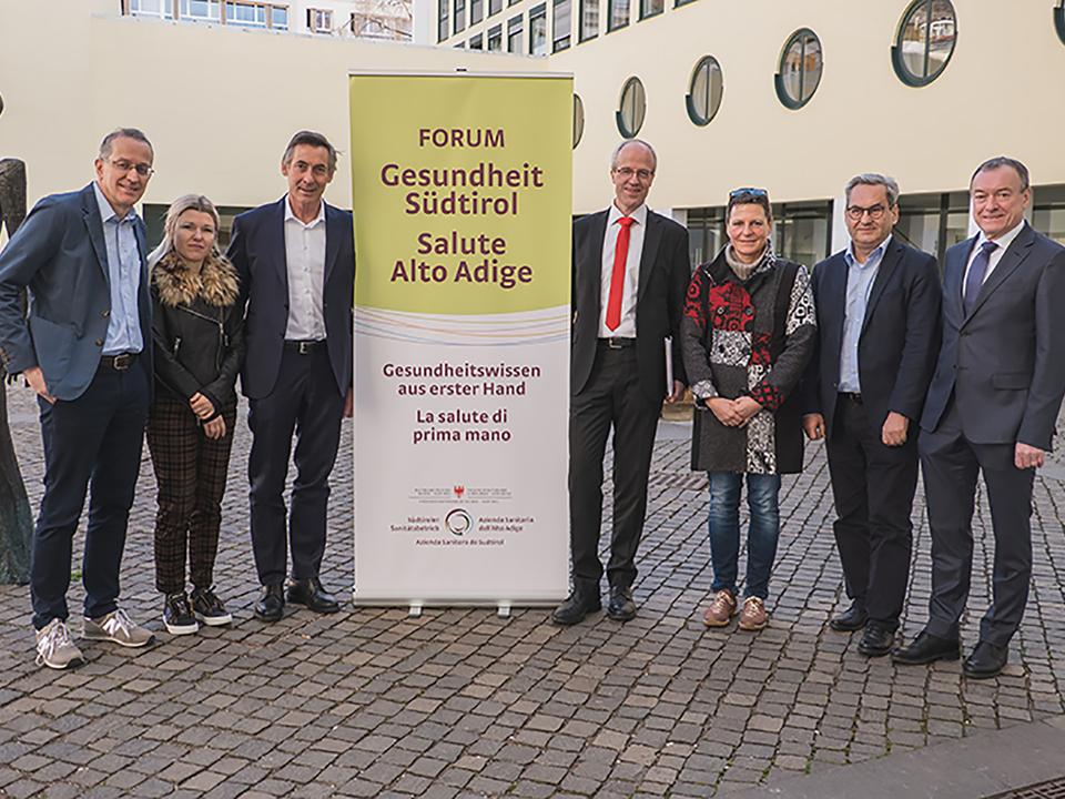 Foto Forum Gesundheit Südtirol Salute Alto Adige