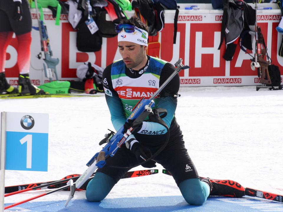 Biathlon Sprint Ergebnisse