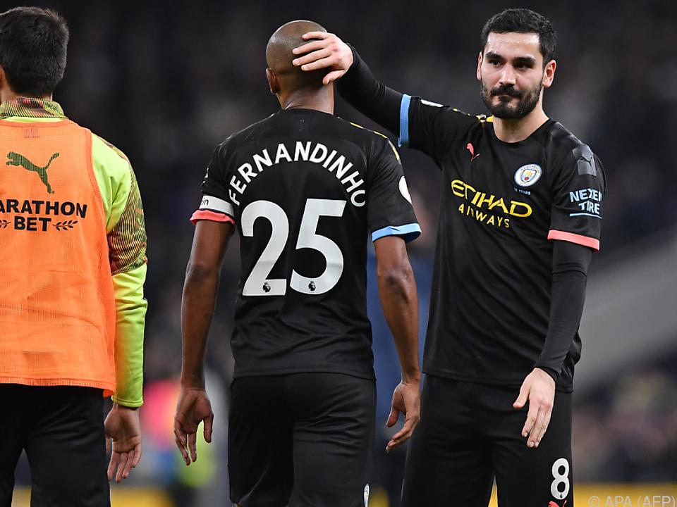 Für Manchester City lief es nicht wunschgemäß