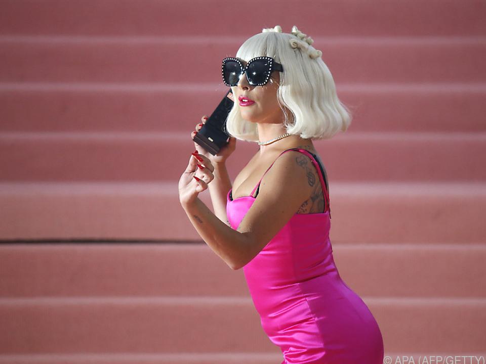 Gaga kündigt ihr nächstes Output an