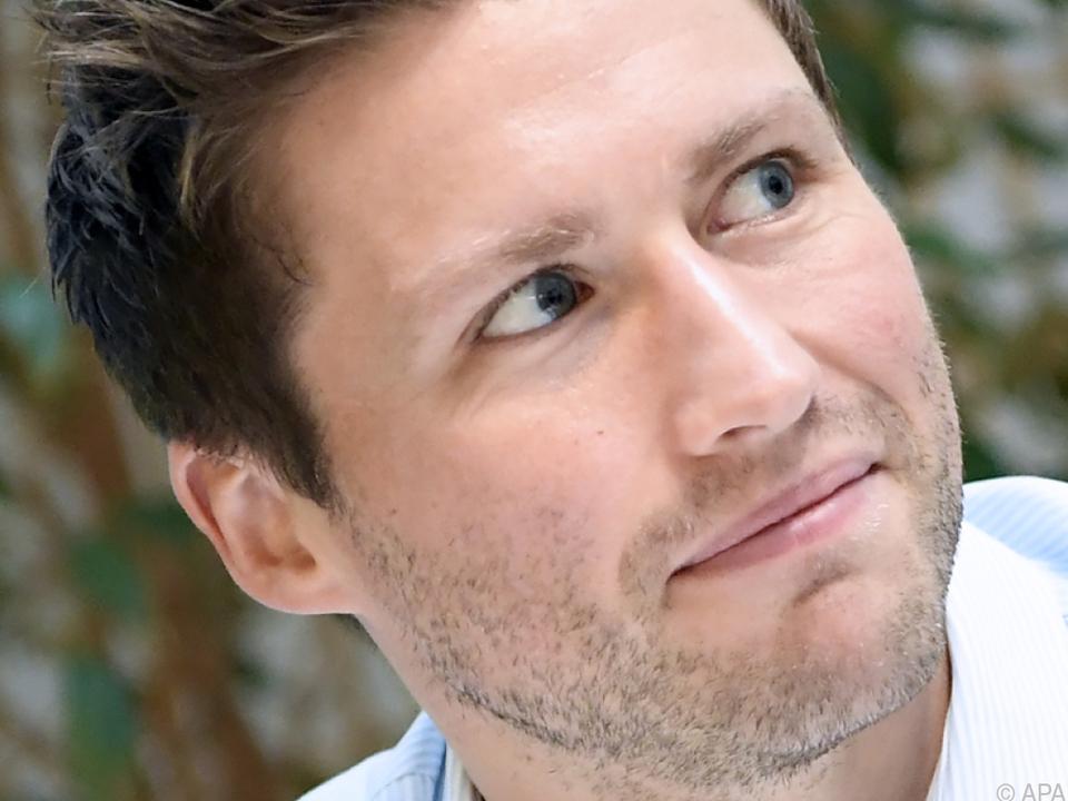 Grün-Abgeordneter David Stögmüller