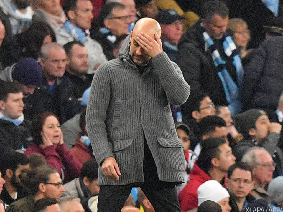 Guardiola dürfte bleiben