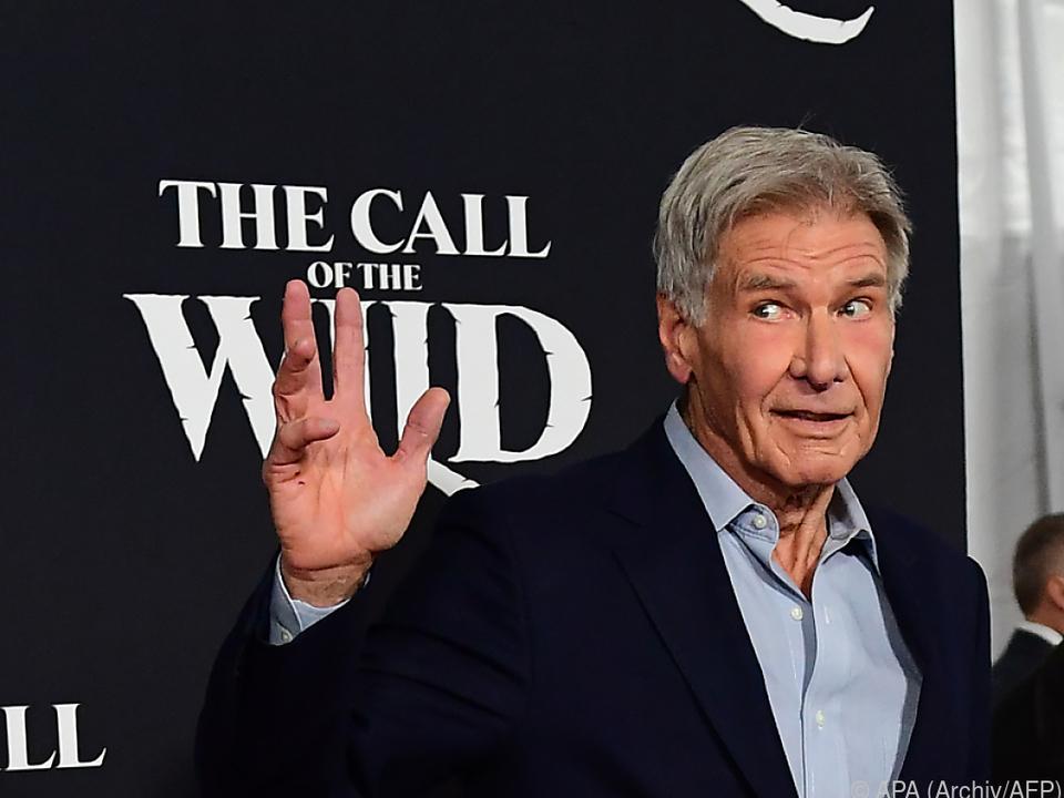 Harrison Ford demnächst in \