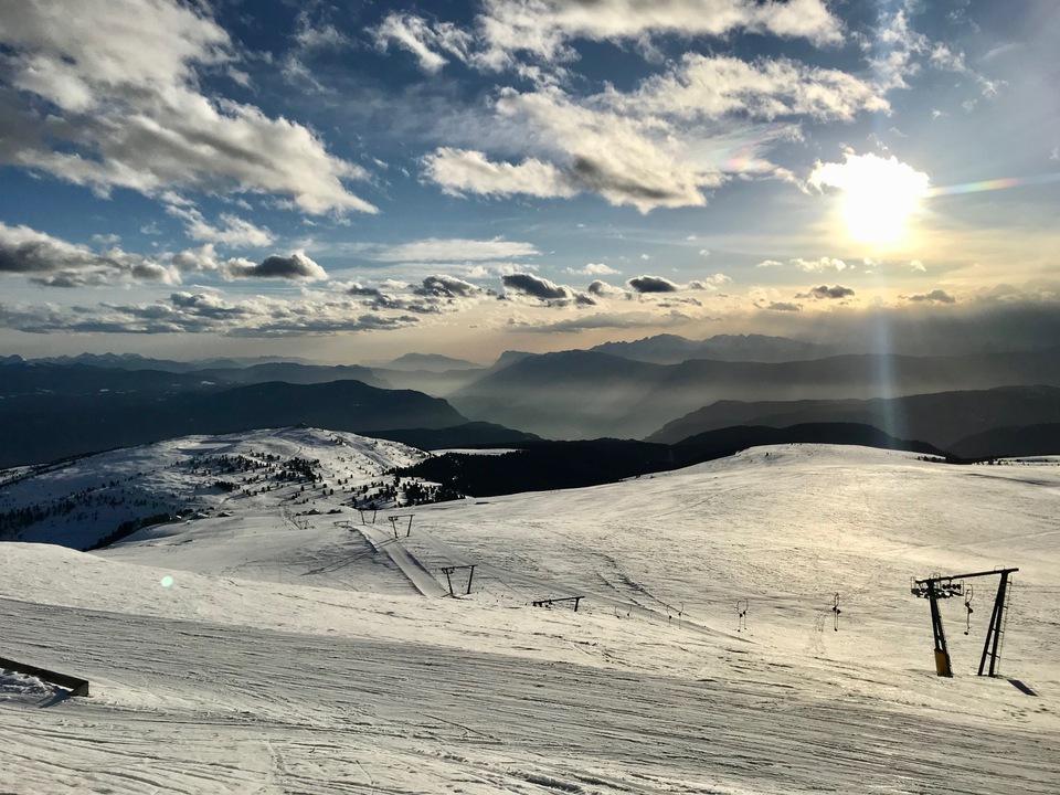 Rittner Horn Skigebiet ski sym
