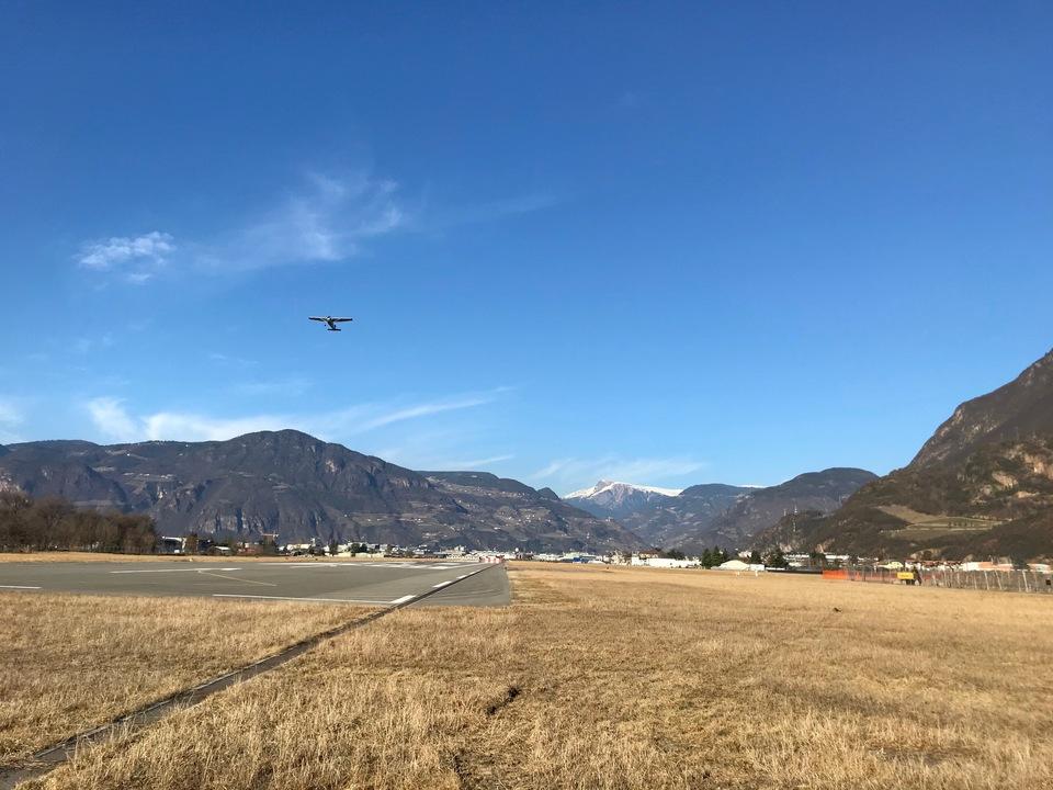 Flugplatz Flughafen Erweiterung