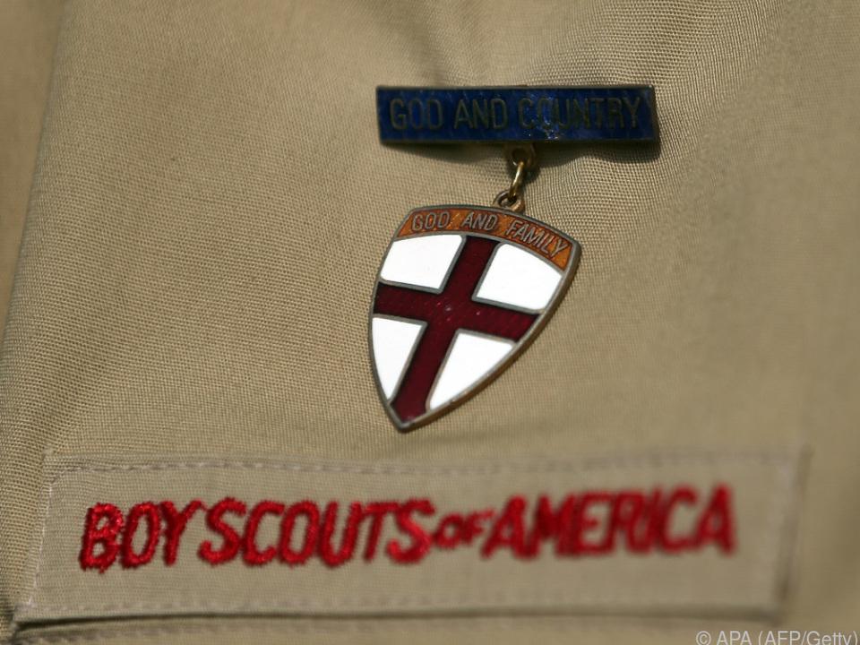 Insolvenzverfahren soll  den Boy Scouts of America helfen