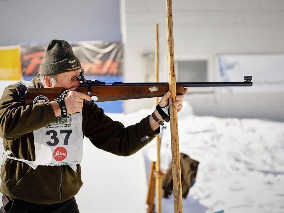 Jäger-Biathlon