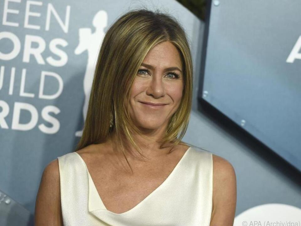 Jennifer Aniston bei der Verleihung der SAG-Awards