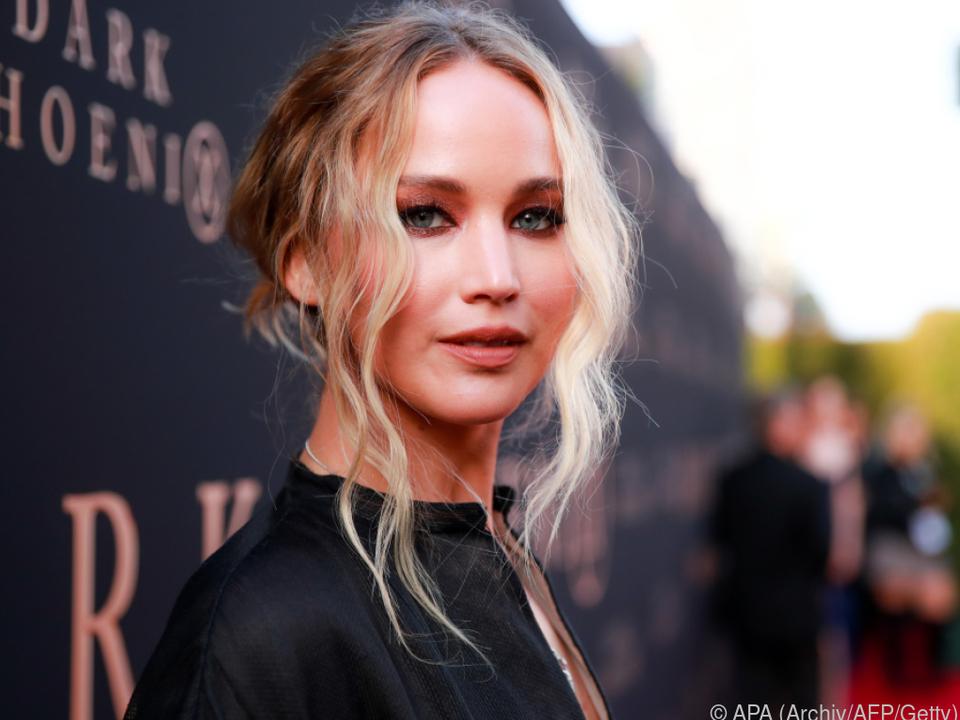 Jennifer Lawrence in der Hauptrolle bei \