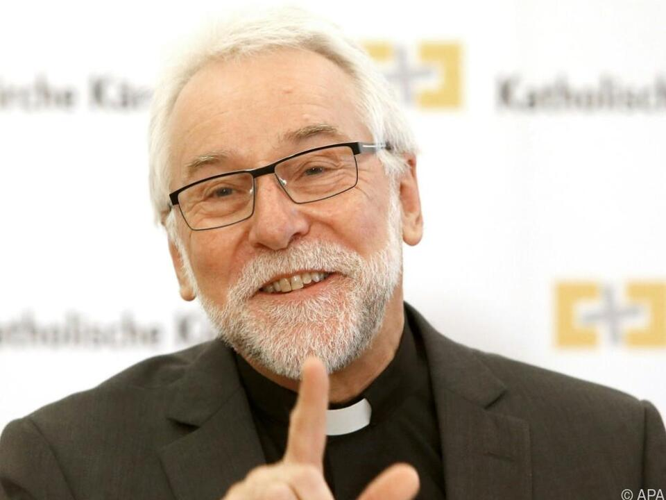 Josef Marketz leitete bisher die Kärntner Caritas