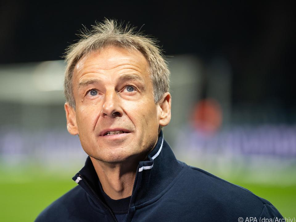 Jürgen Klinsmann hat sich bei Hertha Berlin keine Freunde gemacht