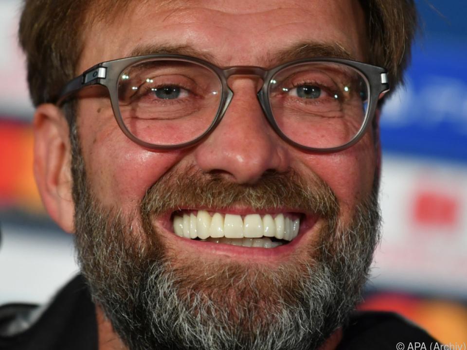 Jürgen Klopp kehrt mit seinem Team an die Stelle des Triumphes zurück