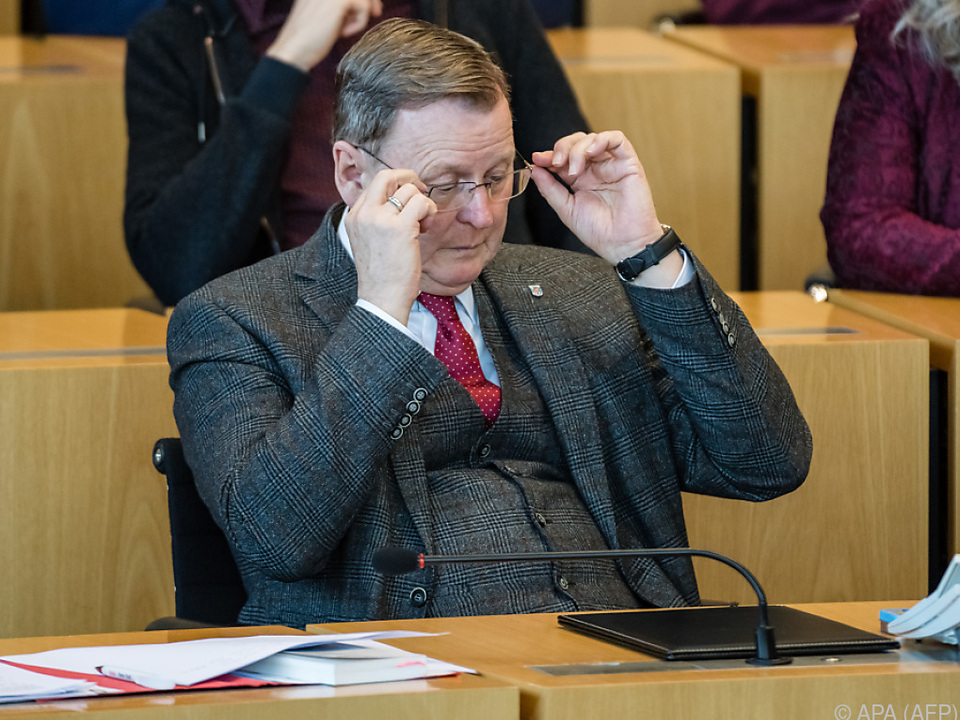 Kann der Linke Ramelow zurück in sein Amt zurückkehren?