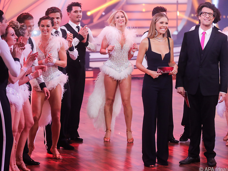Lets Dance Sendezeit