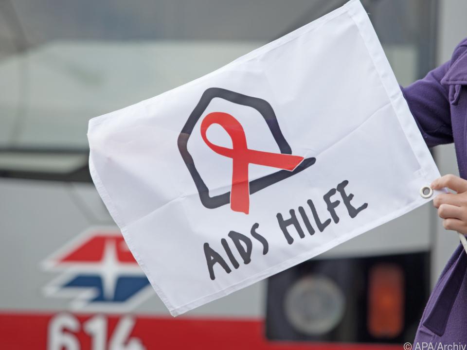 Künftig gehen an die Aids Hilfe Wien und andere Vereine 1,04 Mio Euro