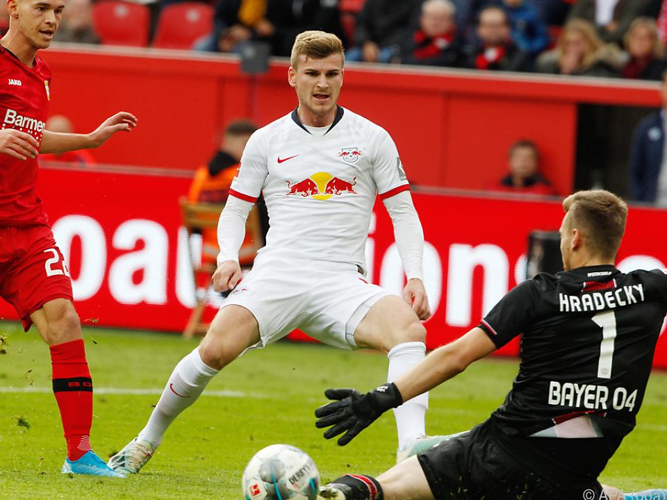 Leipzig fordert Bayer