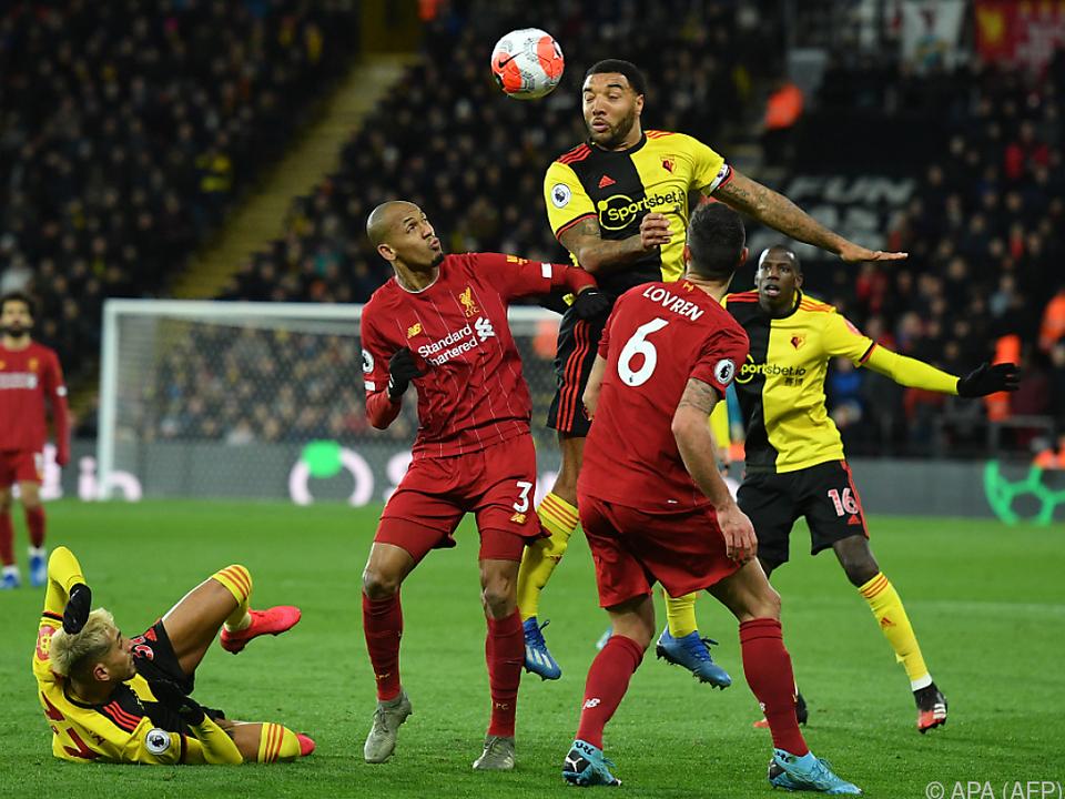 Liverpools Siegesserie endete in Watford