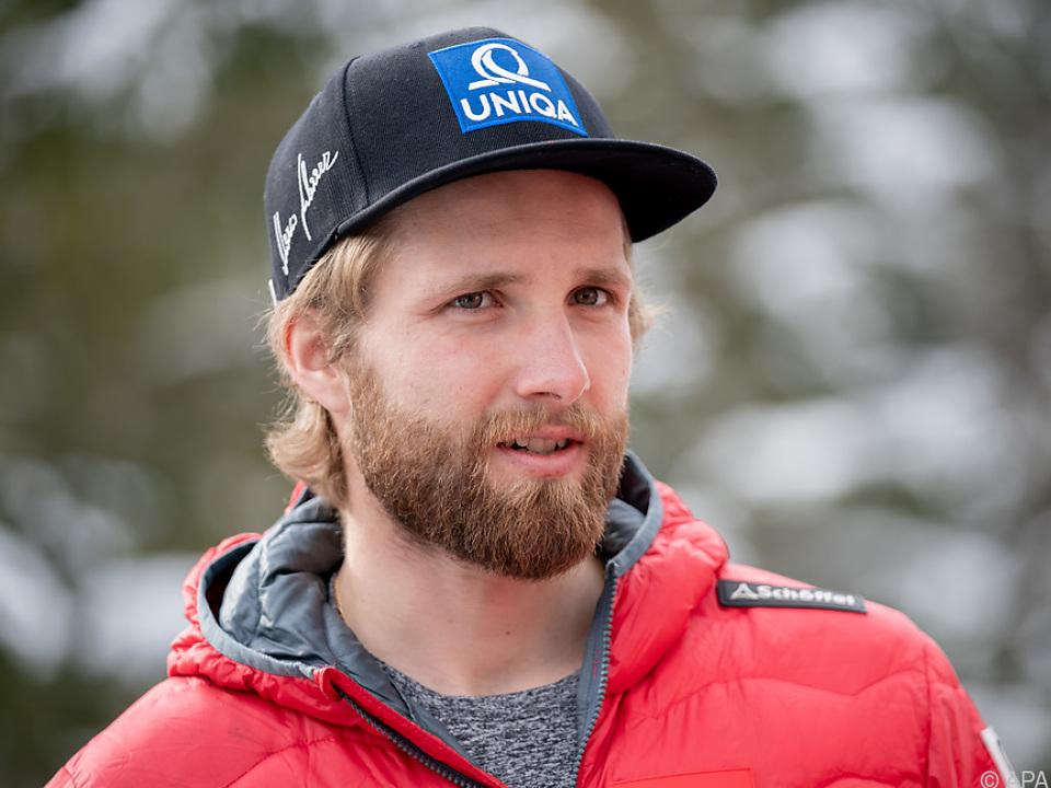 Marco Schwarz kann im Kombi-Slalom vorlegen