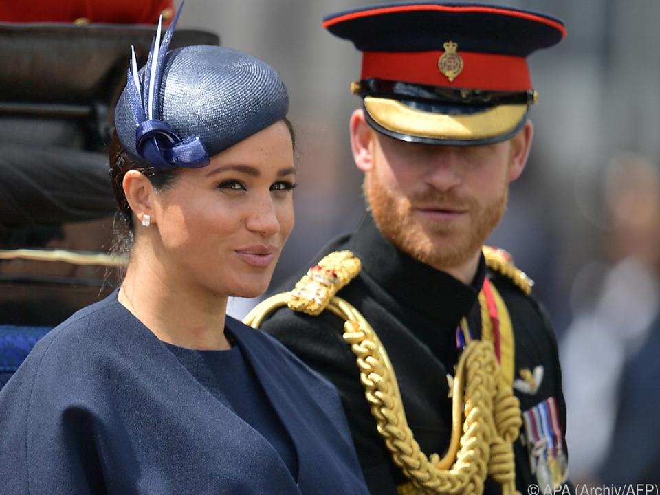 Meghan und Harry wollen in Kanada und Großbritannien leben