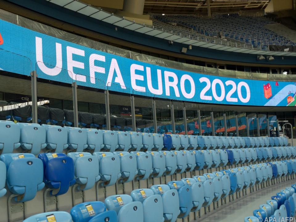 Mehr als 28 Mio. Ticketnachfragen gibt es für die Euro