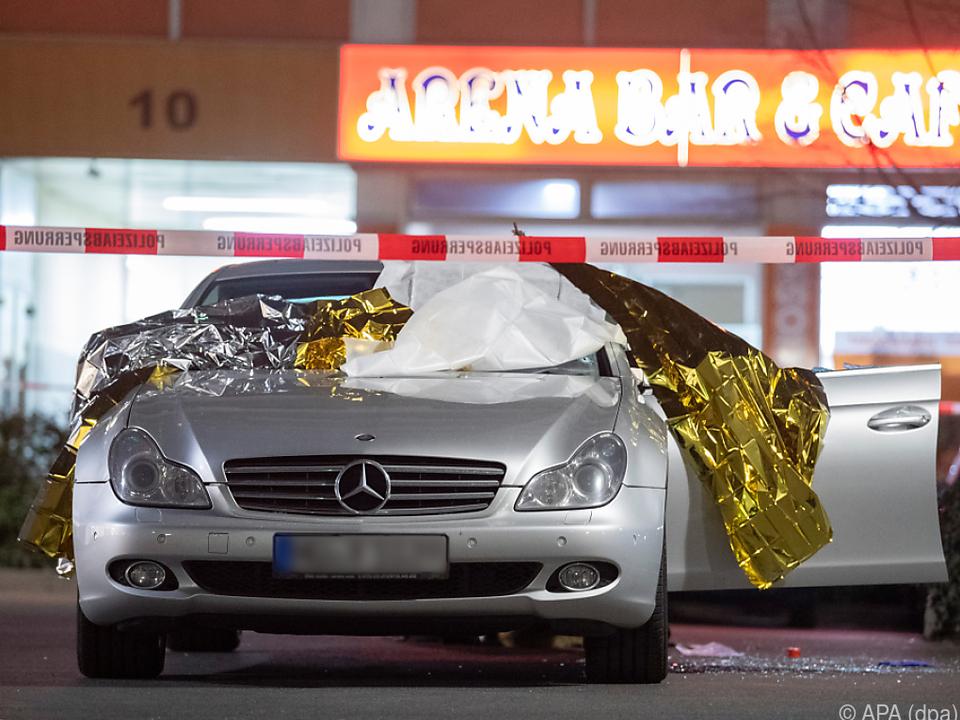 Mehrere Tote durch Schüsse in Hanau