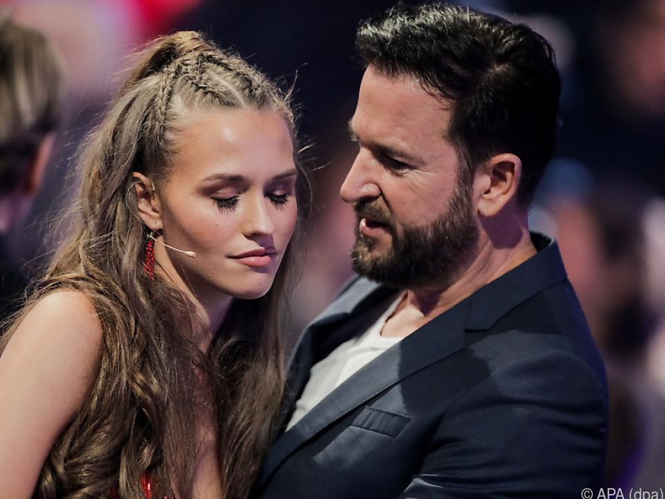 Michael Wendler mit Freundin Laura Müller