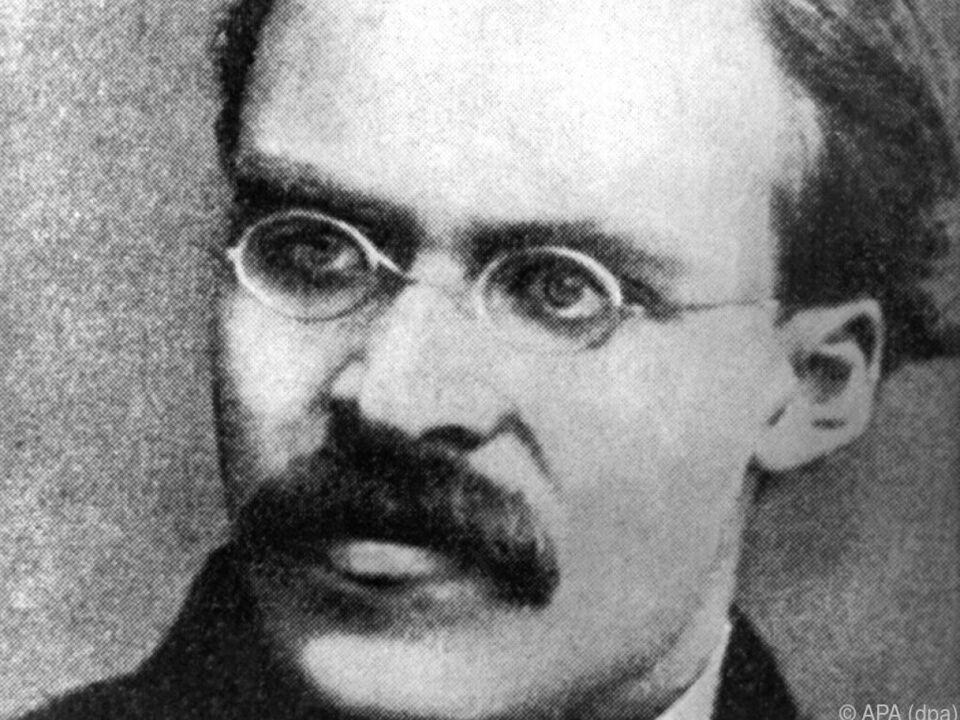 Nietzsches künstlerische Ambitionen werden vermittelt