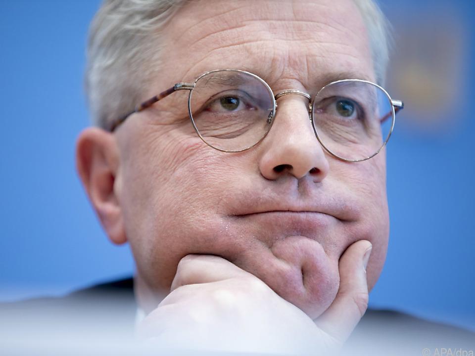 Norbert Röttgen erklärte überraschend seine Kandidatur