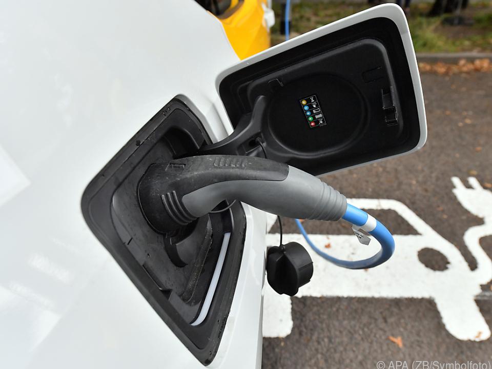 Österreich hinkt bei Elektroautos hinterher