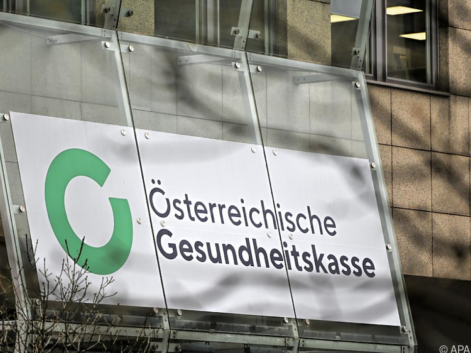 Österreichische Gesundheitskasse erwartet Defizite
