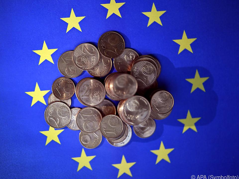Österreichs Budget über den EU-Zielen