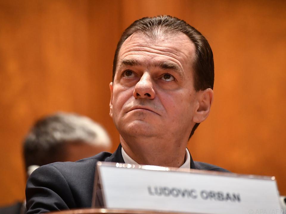 Orban trat erst vor drei Monaten sein Amt an