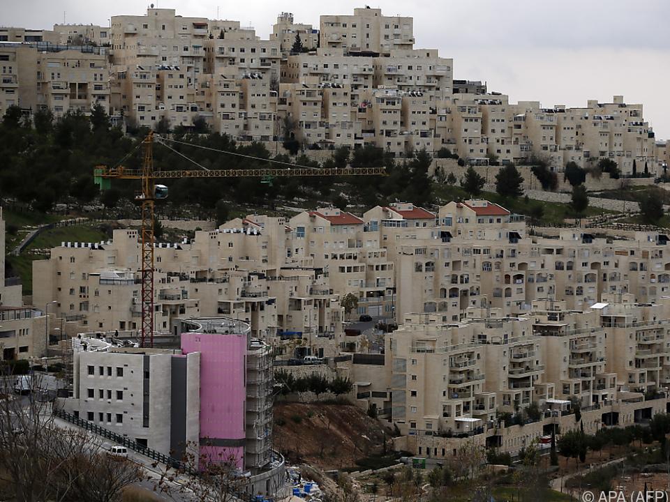 Ost-Jerusalem könnte vom Westjordanland abgeschnitten werden