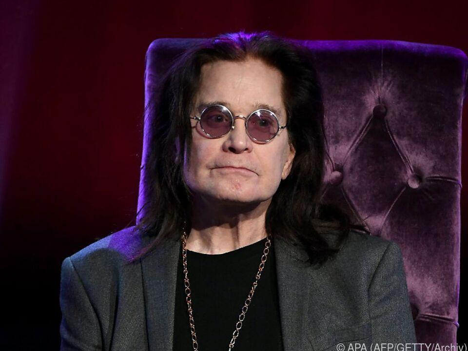 Ozzy Osbourne mit erstem Solo-Album seit einem Jahrzehnt